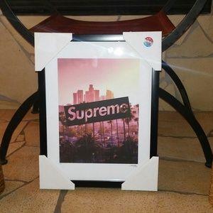 Supreme x Fairchild Paris Los Angeles 96/100